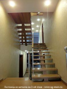лестницы на 3 этажа фото