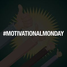 It's Monday.  Be an encourager.  The world is full of critics already. http://multibra.in/6rxb2