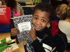 kindergarten math journals...first year doing math journals and I LOVE them!!!