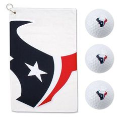 Houston Texans WinCraft Golf Gift Set