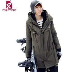 53.14$  Watch here - http://alie29.shopchina.info/go.php?t=32708448900 - Casual Men Winter Parkas Jacket Coats 2016 Men Plus Size 5XL  Army Green Fashion Coat  Jackets  MYN001  #buyininternet