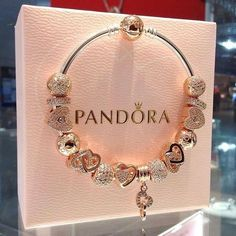 >>>Pandora Jewelry>>>Save OFF! >>>Order Click The Web To Choose.>>> pandora charms pandora rings pandora bracelet Fashion trends Haute couture Style tips Celebrity style Fashion designers Casual Outfits Street Styles Women's fashion Runway fashion Armband Rose, Charm Armband, Pandora Rose Gold, Pandora Bracelet Charms, Pandora Jewelry, Pandora Rings, Pandora Accessories, Rose Gold Accessories, Pandora Charms