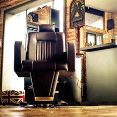 barbearia Sparta - Web Cadeiras
