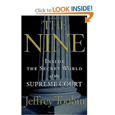 Loved this book! It give good insight on how major decisions are reached by the Supreme Court. It is very well written and it keeps you on your toes throughout the book.