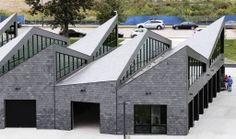 WMS Boathouse at Clark Park   Chicago, Illinois   Studio Gang Architects