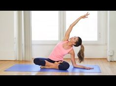 Pilates Workout Video for Beginners | Greatist