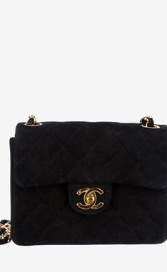 Chanel Black Crossbody