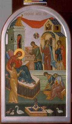 Byzantine Icons, Byzantine Art, Religious Icons, Religious Art, Christian World, Russian Icons, Russian Orthodox, Book Of Hours, Orthodox Icons
