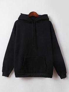 2019 New Social Harajuku Hoodies For Girls Solid Color Hooded Tops Women's Sweatshirt Long-sleeved Winter Velvet Thickening Coat Harajuku, Printed Sweatshirts, Hooded Sweatshirts, Streetwear, Boys And Girls Clothes, Couture, Sweet Fashion, Fashion Hoodies, Winter