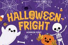 Halloween Fright Font | dafont.com Halloween Fonts, Holidays Halloween, Halloween Themes, Halloween Signs, Halloween Horror, Halloween Party, Horror Font, Photo Texture, Premium Fonts