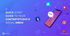Manage all social media customer interactions and conversations from one place. Use ContentStudio's Social Inbox to reply messages and comments on social media Content Marketing Strategy, Social Media Marketing, Digital Marketing, Discovery, Connection, Communication, Rest, Success, Messages