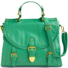 Green with Envy over this bag!