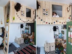 Fabulous kid's room for a boy in Belgium