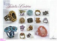 Les bagues d'Isabelle et Sandrine
