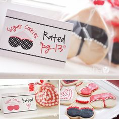 This would be a cute wedding shower idea
