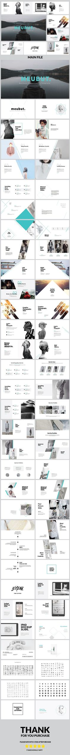 Meubut Multipurpose PowerPoint Template