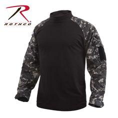 Rothco Military Combat Shirt