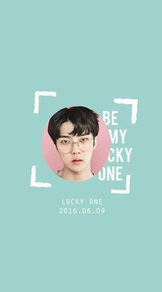 #Sehun #Yehet! #e)(o #Lucky_One