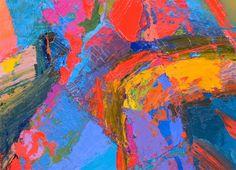 "Jean Sampson ""Pushing Color"""
