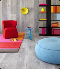 Our Pale Grey floorboards are made of French oak, meaning that our pale grey timber flooring is of the highest quality and features lovely grain characteristics. Interior Exterior, Home Interior, Interior Styling, Interior Design, Timber Flooring, Grey Flooring, Grey Floorboards, Royal Oak Floors, French Oak