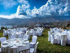 Villa Nicolai - Spanish Hacienda in Nerja, Costa Tropical, Spain Small Beach Weddings, Wedding Venues Beach, Destination Wedding, Wedding Destinations, Spanish Wedding, Plan Your Wedding, Wedding Ideas, Costa, Wedding Planner
