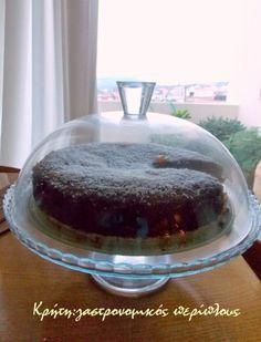 Σιροπιαστό κέικ καρύδας χωρίς αυγά και βούτυρο - cretangastronomy.gr Sweet Recipes, Cake Recipes, Dessert Recipes, Syrup Cake, Greek Desserts, Cooking Cake, Angel Cake, Coffee Cake, Cake Pops