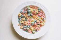 Immagine di food, cereal, and milk