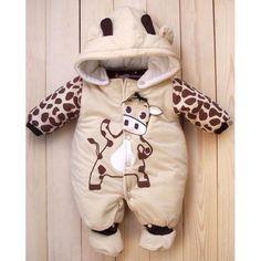 Unisex baby clothes, newborn romper suit
