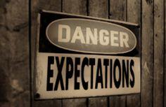 เรียนภาษาอังกฤษ ความรู้ภาษาอังกฤษ ทำอย่างไรให้เก่งอังกฤษ  Lingo Think in English!! :): คำคม ข้อคิดดีๆ Expectations