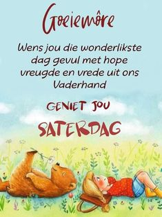 Lekker Dag, Afrikaanse Quotes, Goeie Nag, Goeie More, Special Quotes, Good Morning Quotes, Art Quotes, Quote Art, Birthday Wishes