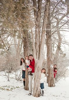 winter family portraits in the snow Christmas card photo ideas Winter Family Pictures, Fun Family Photos, Xmas Photos, Winter Pictures, Family Portraits, Happy Pictures, Pet Photos, Family Posing, Big Family
