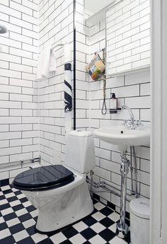 VINTAGE BATHROOMS : my kitsch world
