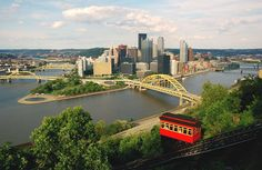 next city to explore; pittsburgh!