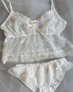 Ropa Shabby Chic, Pretty Outfits, Cute Outfits, Babydoll, Cute Underwear, Pretty Lingerie, Mode Inspiration, Fashion Outfits, Womens Fashion