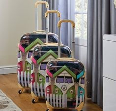 suitcases made for me