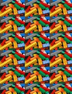 lego paper download