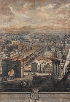Buy online, view images and see past prices for GUISEPPE VASI (ITALIAN, 1710-1782) . 'The Grand Views of Rome'. Etching, circa 1765. 100cm x 68.5cm. Mounted and framed.. Invaluable is the world's largest marketplace for art, antiques, and collectibles.