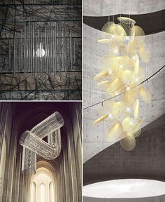 Soon to join Heathfield & Co's bespoke light installations' 'Leaf', 'Birch Forest' and 'Flow' | Heathfield & Co