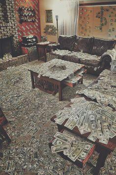 Room full of $$$