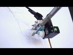 Harvey Moon Drawing Machine