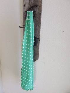 Scarf, Polka Dot Scarf, Retro Mint Green Scarf, Retro Green Scarf, Green Scarf, Vintage Scarf, Easter Scarf,  Gift for Her, Valentine's Gift by BeautyMeetsTheEye on Etsy