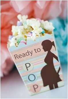 """ready to pop"" popcorn"