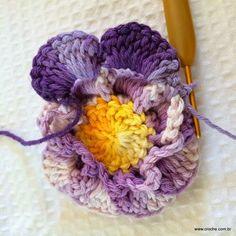 Flor caracol - www.croche.com (35)