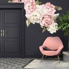 Image result for floral wall art mural wallpaper