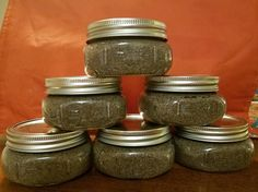 Check out this item in my Etsy shop https://www.etsy.com/listing/531053986/coffee-scrub
