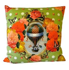 Van Asch cushion
