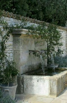 Fresh water feature for front yard and backyard landscaping (22)