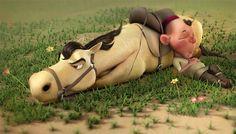 Aldar by Eli Mamut in Showcase of 50 Impressive 3D Characters