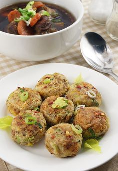 """Take a #keto journey to Asia with these delightful fried """"potato"""" patties. Shared via http://www.ruled.me/"""