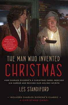 The Man Who Invented Christmas (Movie Tie-In): Includes Charles Dickens's Classic A Christmas Carol: How Charles Dickens's A Christmas Carol Rescued His Career and Revived Our Holiday Spirits Classic Christmas Carols, Christmas Books, Holiday Movies, Christmas Coffee, Christmas Gifts, I Love Books, Good Books, Books To Read, Will Ferrell Wedding Crashers